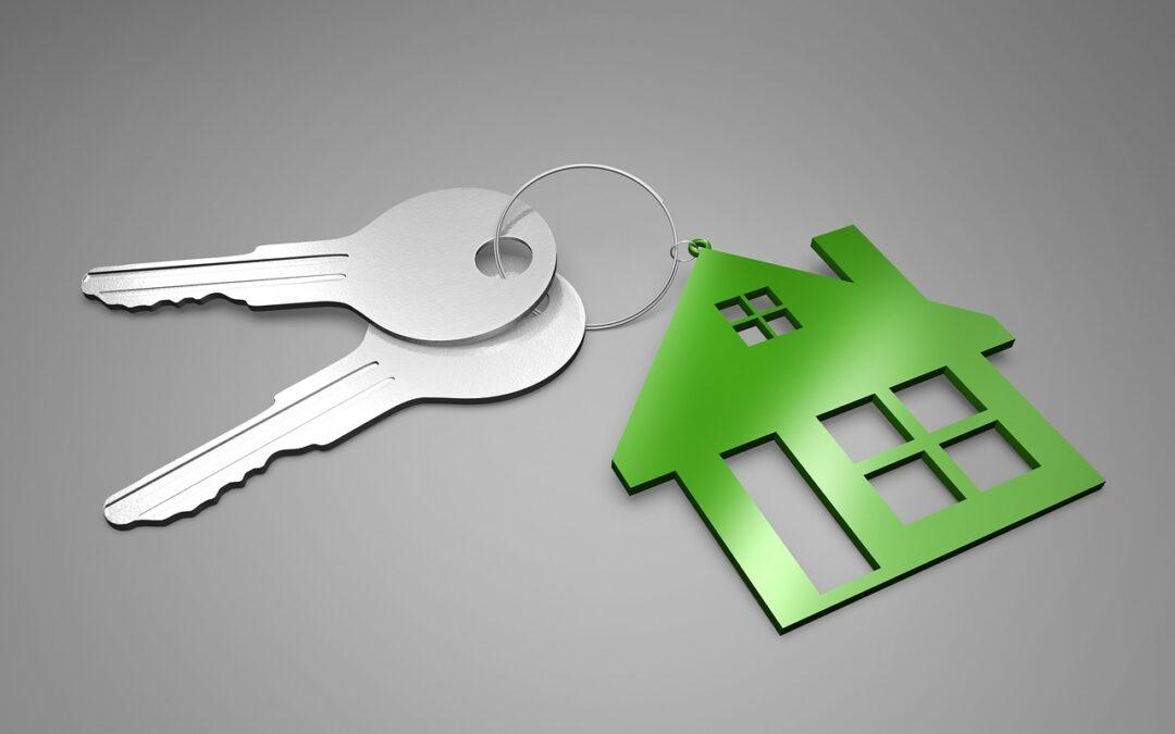 Nøgler til hus